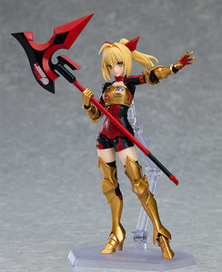 Figma SP-129 GOODSMILE RACING & TYPE-MOON RACING - Nero Claudius: Racing ver. Main pose