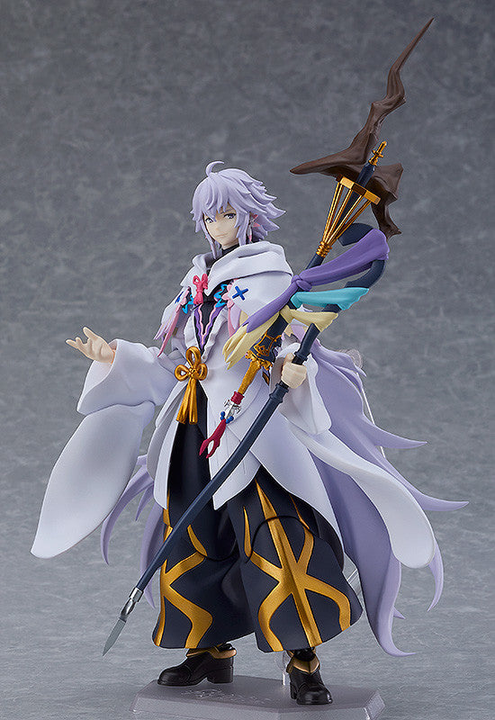 Figma 479 Fate/Grand Order Absolute Demonic Front: Babylonia - Merlin main pose