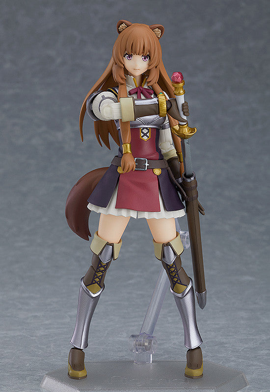 Figma 467 The Rising of the Shield Hero - Raphtalia main pose