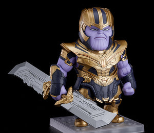 Nendoroid 1247 Avengers: Endgame - Thanos: Endgame Ver. Front right pose