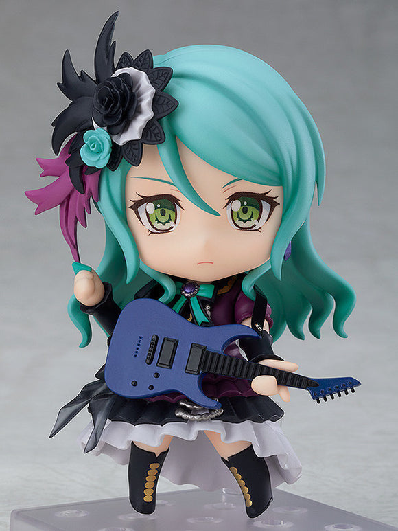 Nendoroid 1302 BanG Dream! Girls Band Party! - Sayo Hikawa: Stage Outfit Ver. Main pose