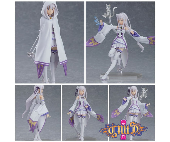 Figma 419 Re:ZERO -Starting Life in Another World - Emilia