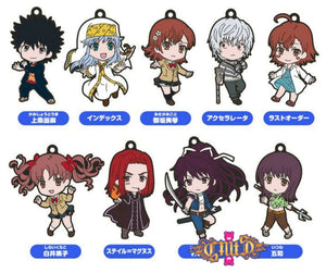 Nendoroid Plus - A Certain Magical Index III Collectible Keychains (box of 9)