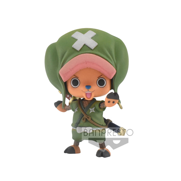 Banpresto DFX One Piece The Grandline Men Wanokuni vol 8 - Tony Tony Chopper (ver B) main pose