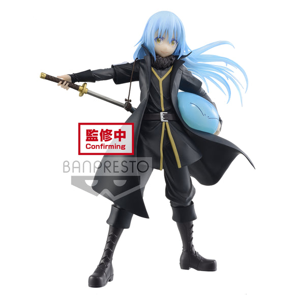 Banpresto Espresto Clear Materials That Time I Was Reincarnated as a Slime - Demon Rimuru Tempest main pose