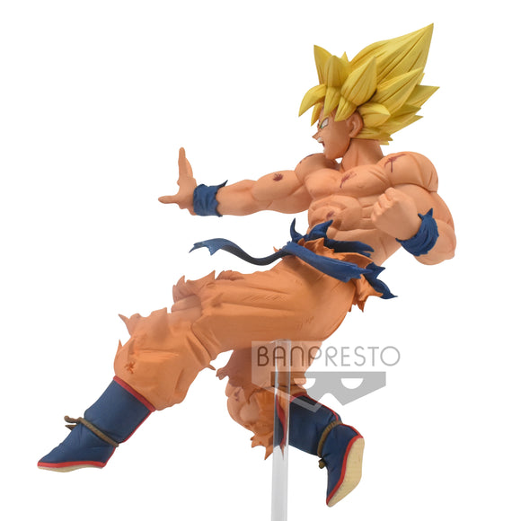 Banpresto  Dragon Ball Super Father Son Kamehameha - Goku Drawn by Toyotaro main pose