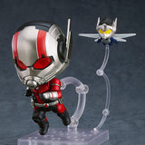Nendoroid 1345-DX Avengers: Endgame - Ant-Man: Endgame Ver. DX front left with wasp pose