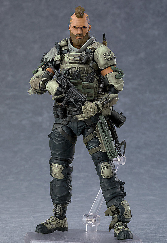 Figma 480 CALL OF DUTY®: BLACK OPS 4 - Ruin main pose