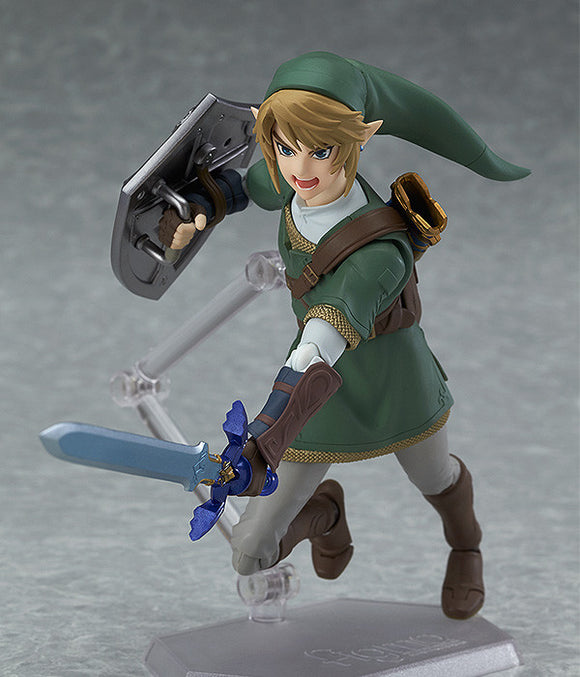 figma 319 The Legend of Zelda: Twilight Princess - Link: Twilight Princess ver. Main pose