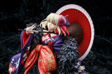 Scale Figure 1/7 Fate/stay night: Heaven's Feel - Saber Alter: Kimono Ver. Front right upper part pose