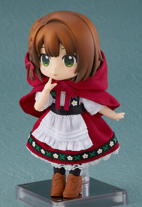 Nendoroid Doll Little Red Riding Hood: Rose -  Doll Little Red Riding Hood: Rose