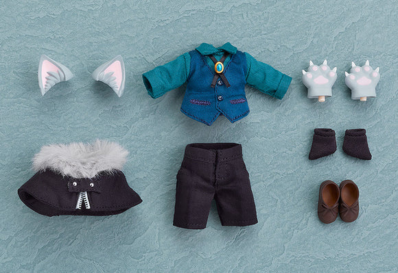 Nendoroid Doll -  Doll: Outfit Set (Wolf)
