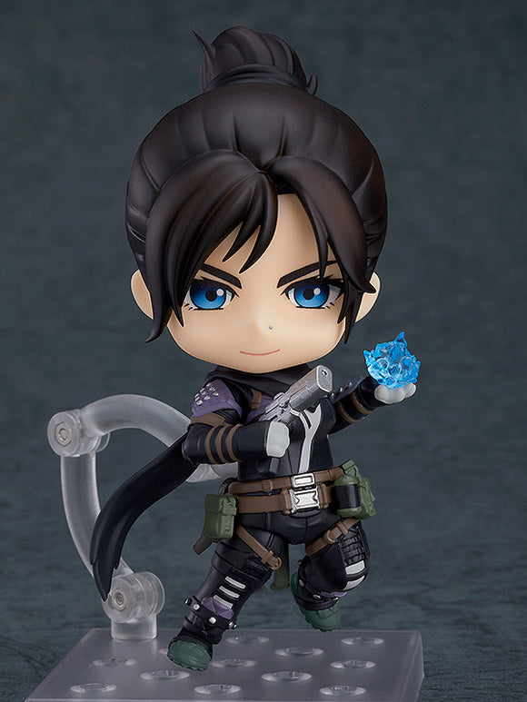 Nendoroid 1370 Apex Legends - Wraith main pose