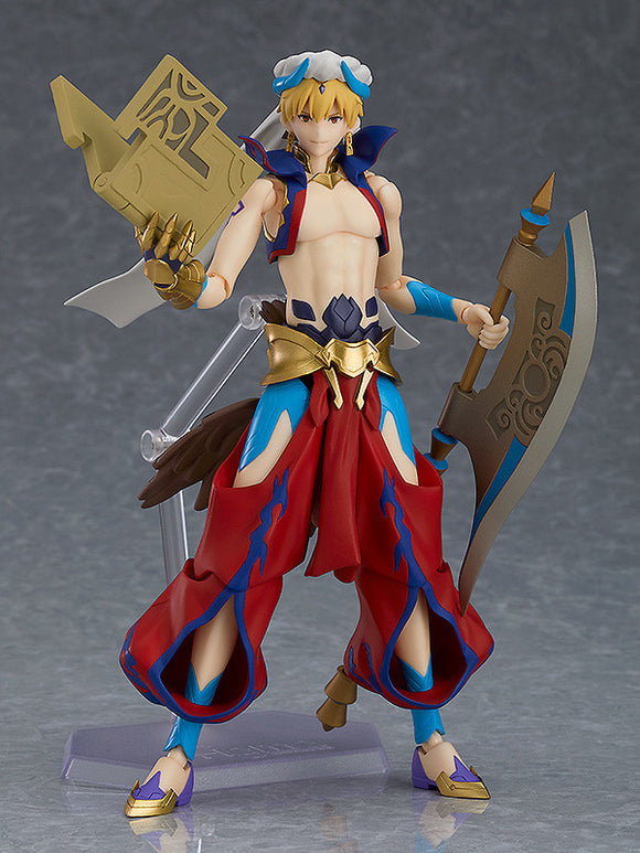 Figma 468 Fate/Grand Order Absolute Demonic Front: Babylonia - Gilgamesh main pose