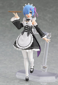 Figma 346 Re:ZERO -Starting Life in Another World- - Rem main pose