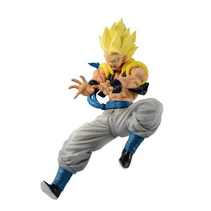 Banpresto Ichobansho Dragon Ball Rising Fighters - Super Saiyan Gogeta main pose