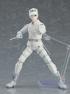 Figma 489 Cells at Work! - White blood cell (Neutrophil) main pose