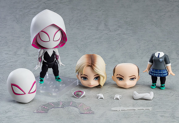 Nendoroid 1228-DX Spider-Man: Into the Spider-Verse - Spider-Gwen: Spider-Verse Ver. DX