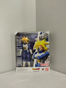 S.H.Figuarts Dragon Ball Z - SSJ Trunks