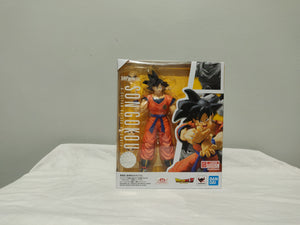 S.H.Figuarts Dragon Ball Z - Saiyan raised on earth Goku ver. 2.0