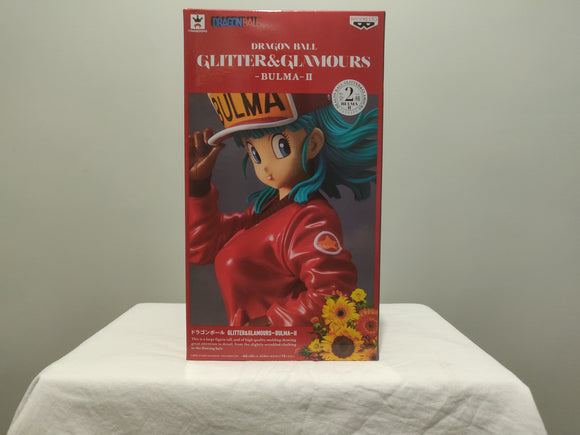 Banpresto Glitter and  Glamour Bulma Normal Color