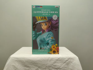 Banpresto Glitter and  Glamour Bulma Special Color