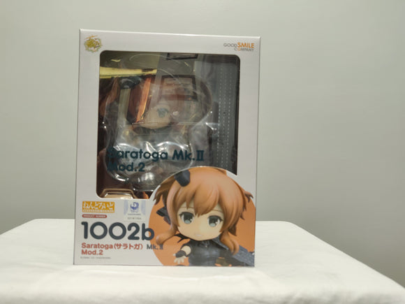 Nendoroid 1002b Kantai Collection -KanColle- - Saratoga Mk.II Mod.2 front of box