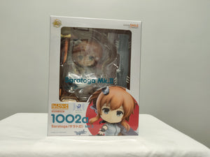 Nendoroid 1002a Kantai Collection -KanColle- - Saratoga Mk.II front of box