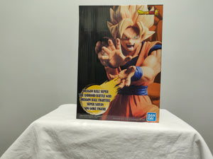 Banpresto Dragon Ball Android Battle SSJ Goku front of box