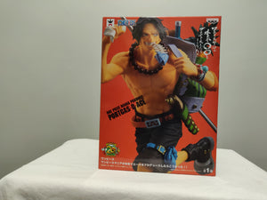 Banpresto One Piece - Portgas D. Ace front of box