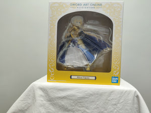 Banpresto Sword Art Online Alicization - Alice front of box