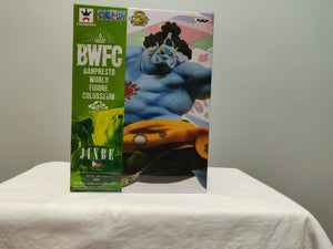 Banpresto World Figure Colosseum 2 - One Piece - Jinbe vol 4 (Normal Color) front of box