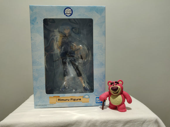 Banpresto Reincarnated as a Slime Rimuru Tempest front of the box