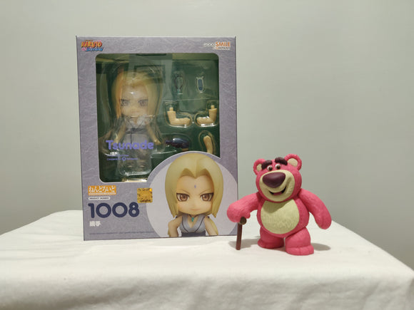 Nendoroid 1008 Naruto Shippuden - Tsunade front of the box