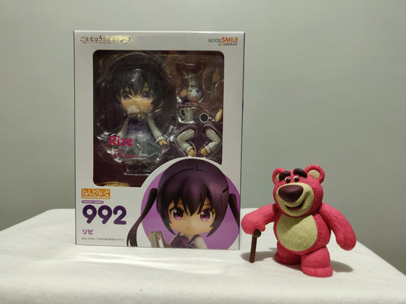 Nendoroid 992 Is the Order a Rabbit - Rize front of the box