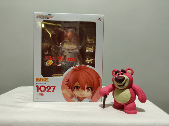 Nendoroid 1027 IDOLiSH7 - Riku Nanase front of the box