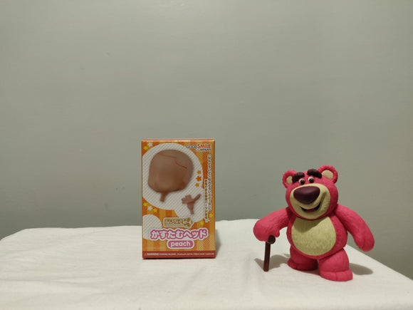Nendoroid Doll: Customizable Head - Peach front of the box