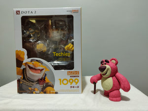 Nendoroid 1099 DOTA 2 - Techies front of the box