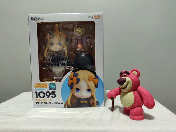 Nendoroid 1095 Fate/Grand Order - Foreigner/Abigail Williams front of the box