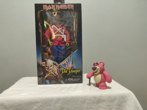 NECA - Iron Maiden Eddie Trooper front of the box