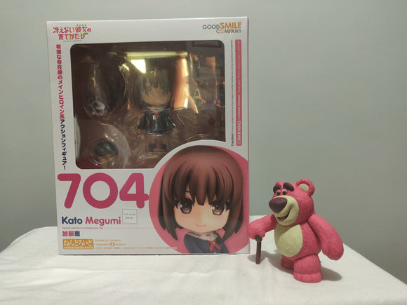 Nendoroid 704 Saekano: How to Raise a Boring Girlfriend - Megumi Kato front of the box