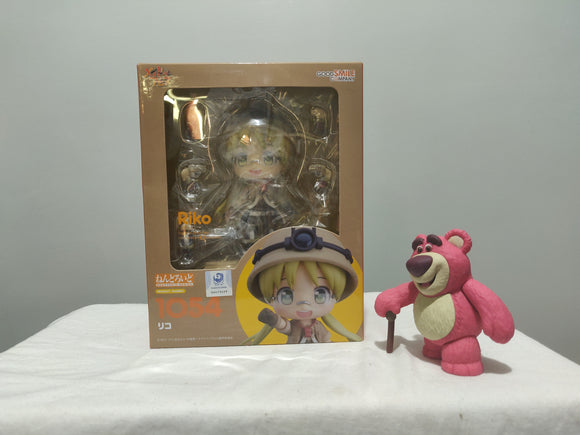 Nendoroid 1054 Made in Abyss - Riko front of the box