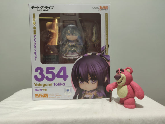 Nendoroid 354 Date A Live - Tohka Yatogami front of the box