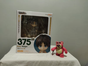 Nendoroid 375 Attack on Titan - Eren Yeager front of the box