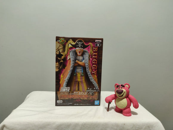 Banpresto DFX The Grandline Men One Piece Stampede Vol 6 - Buggy front of the box
