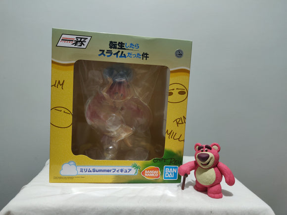 Banpresto Ichibansho - That Time I Got Reincarnated as a Slime - Milim Summer ver front of the box