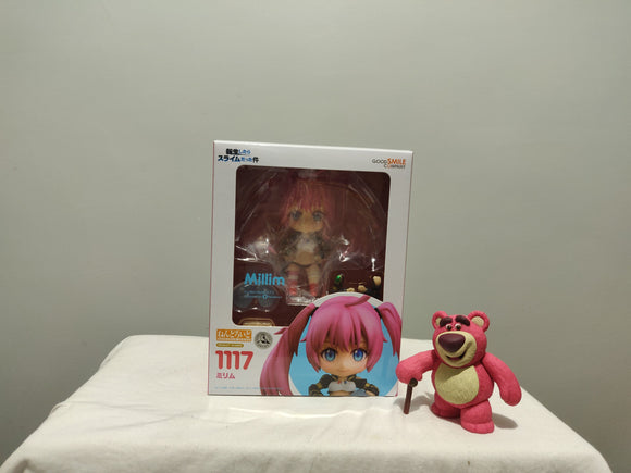 Nendoroid 1117 That Time I Got Reincarnated as a Slime - Millim front of the box