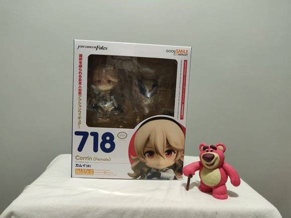 Nendoroid 718 Fire Emblem Fates - Corrin (Female) front of the box