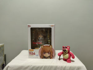 Nendoroid 1136 The Rising of the Shield Hero - Raphtalia front of the box