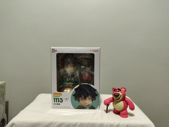 Nendoroid 1113 The Rising of the Shield Hero - Shield Hero front of the box